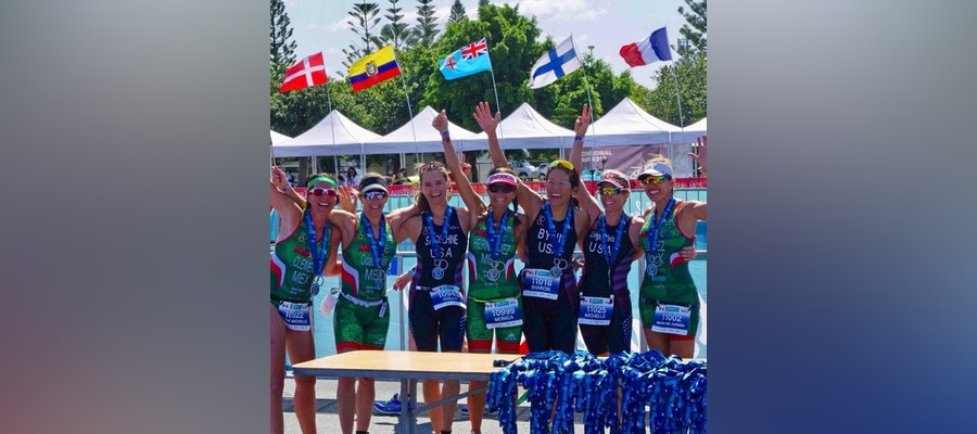 USA triathlete Sharon Byun aims for fourth Age-Group World Championships in 2020