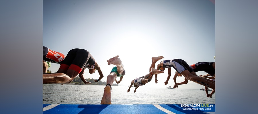 World Triathlon suspends all activities and races until the end of April