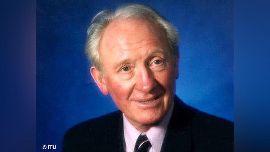 ITU Honorary President, Les McDonald, dies at 84 years of age