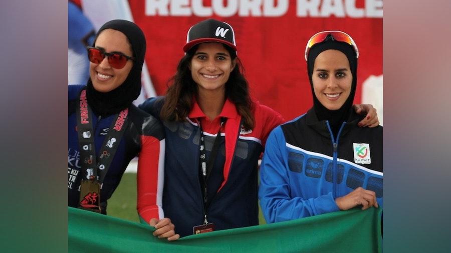 Rabaa Al Hajeri driven to elevate triathlon in Kuwait