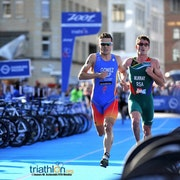 Stars turn up the heat in crucial World Triathlon Series Hamburg sprint