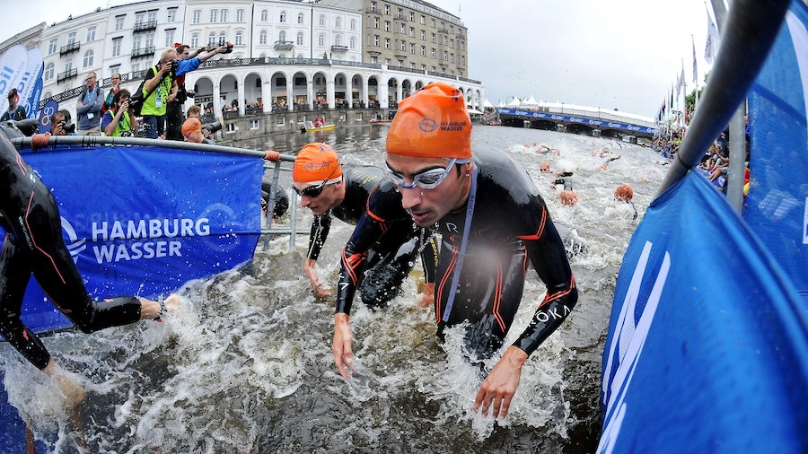 Huge men's talent coming out for WTS Hamburg