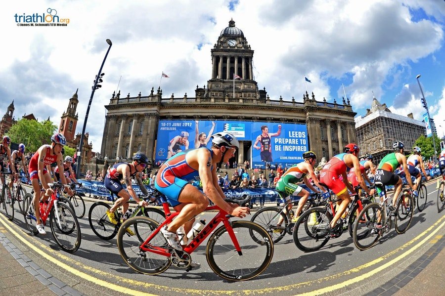 WTS Leeds ready to crown a new men's champion   Triathlon.org