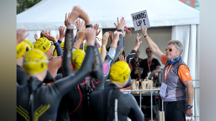 ITU announces the new Athletes' Committee