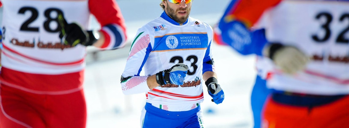 Giuseppe Lamastra ready to conquer the Winter Triathlon World Championships