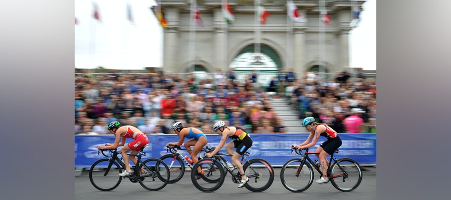The World Mixed Relay Series continues in Nottingham