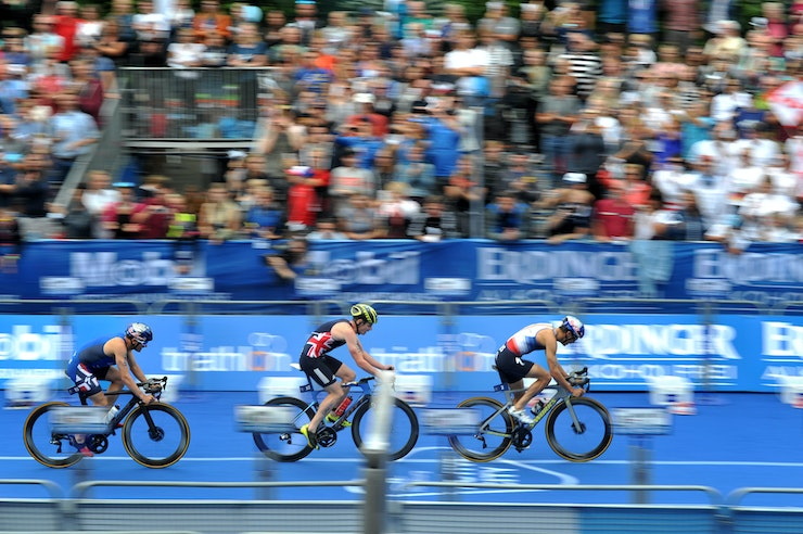 WTS Hamburg 2020 and the Mixed Relay World Championships, moved to September