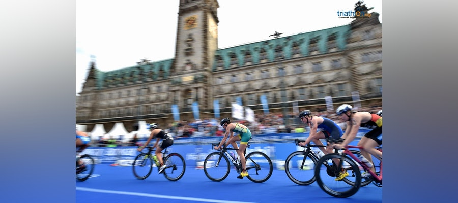 2020 World Triathlon Champions to be crowned at WTS Hamburg