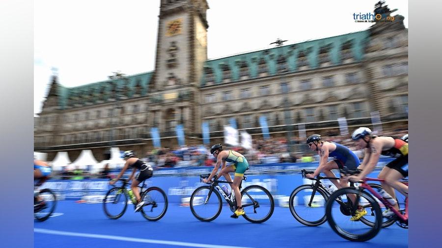 2020 World Triathlon Champions to be crowned at WTS Hamburg
