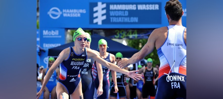 2020 Mixed Relay World Championships hit Hamburg on Sunday