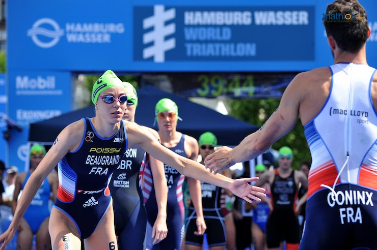 22 Teams ready to battle in the last leg of the Mixed Relay Series