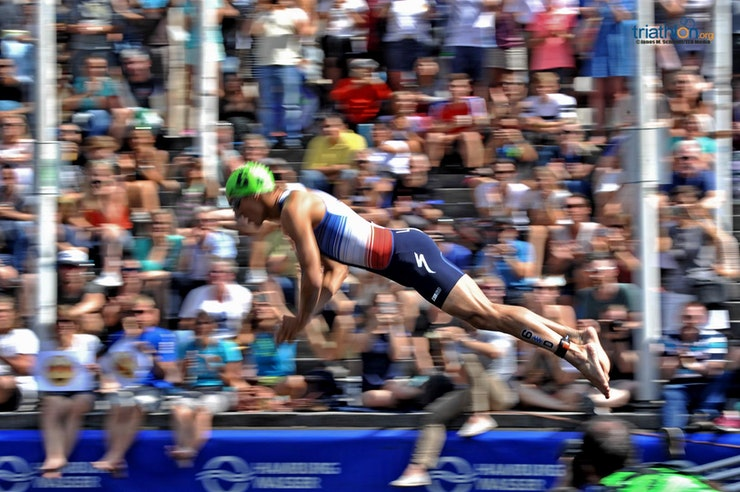 World Triathlon awards 2023 World Triathlon Sprint & Relay Championships to Hamburg