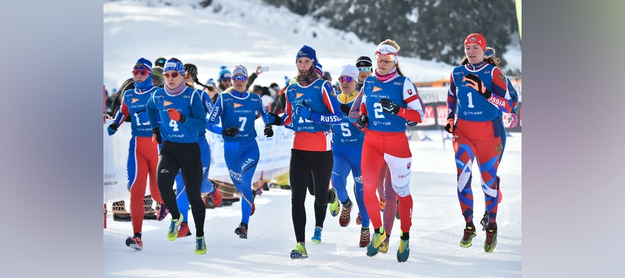 Winter triathletes to head to the snow for the busiest month of the season