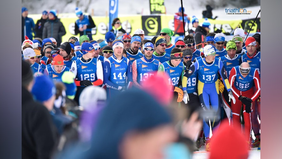 Italy collects 30 medals in the Asiago Wintertri Age Group Worlds
