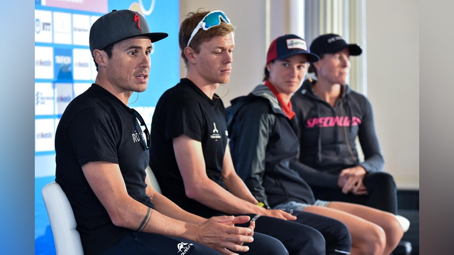 Athlete chatter ahead of WTS Bermuda