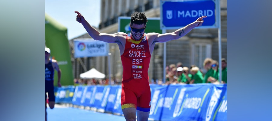 Madrid returns to the ITU World Cup calendar