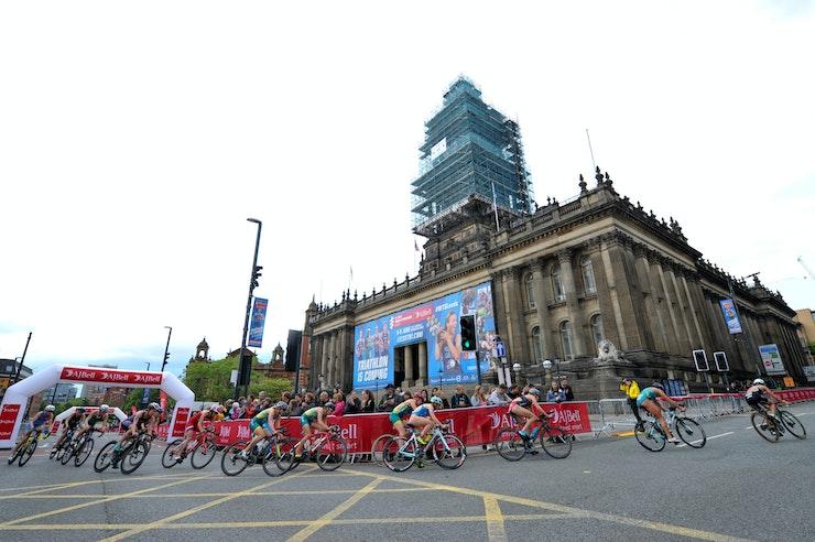 AJ Bell World Triathlon Leeds 2020 postponed due to COVID-19