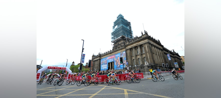 AJ Bell World Triathlon Leeds 2020 postponed due to COVID-19