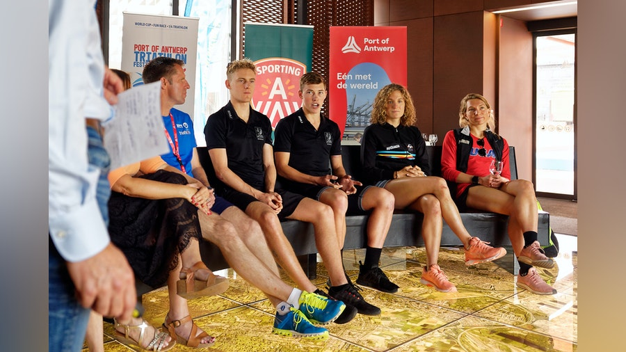 Athlete chatter ahead of Antwerp World Cup
