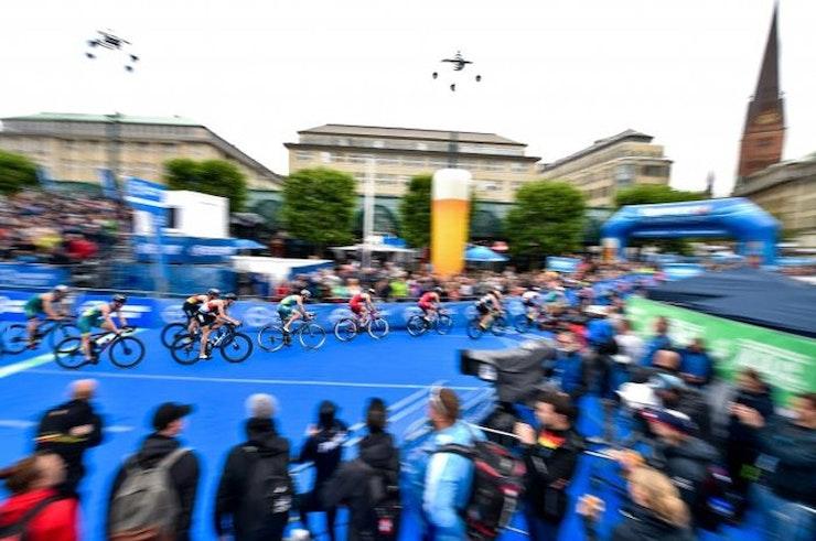 2021 Hamburg Wasser World Triathlon Championship Series Moved To 18 September