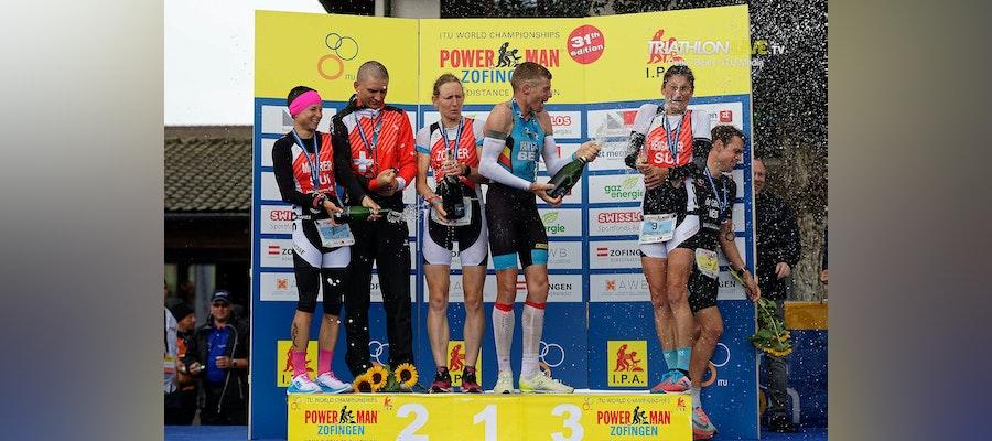 Zofingen will host once again the 2020 Long Distance Duathlon World Championships
