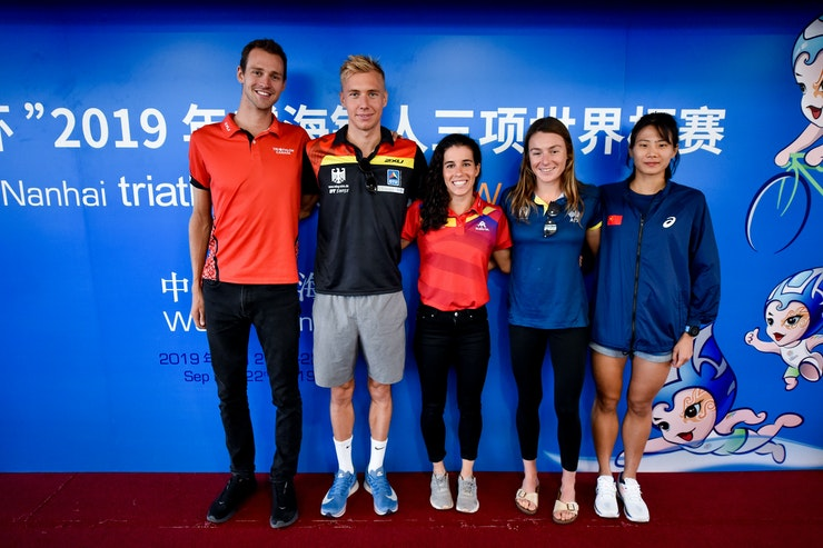 Athlete expectations ahead of the World Cup in Weihai
