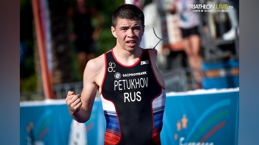 Russia claims 12 medals at the Alanya Paratriathlon World Cup