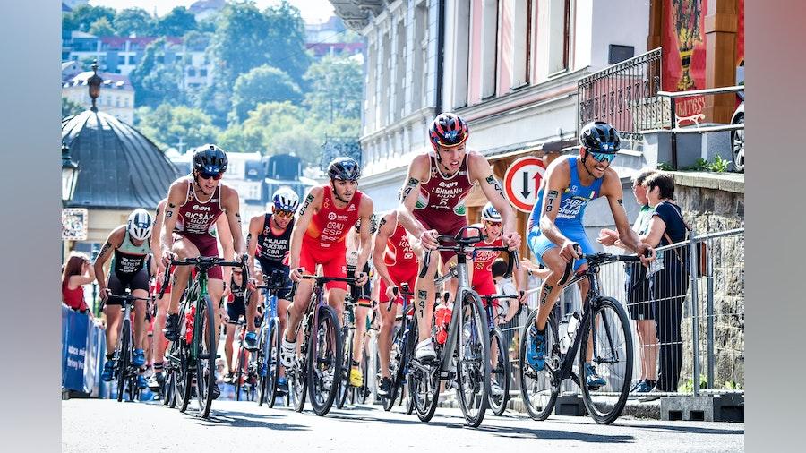 Racing returns to Czech hills with Sunday's World Triathlon Cup Karlovy Vary