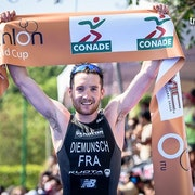 Diemunsch finally claims Huatulco title