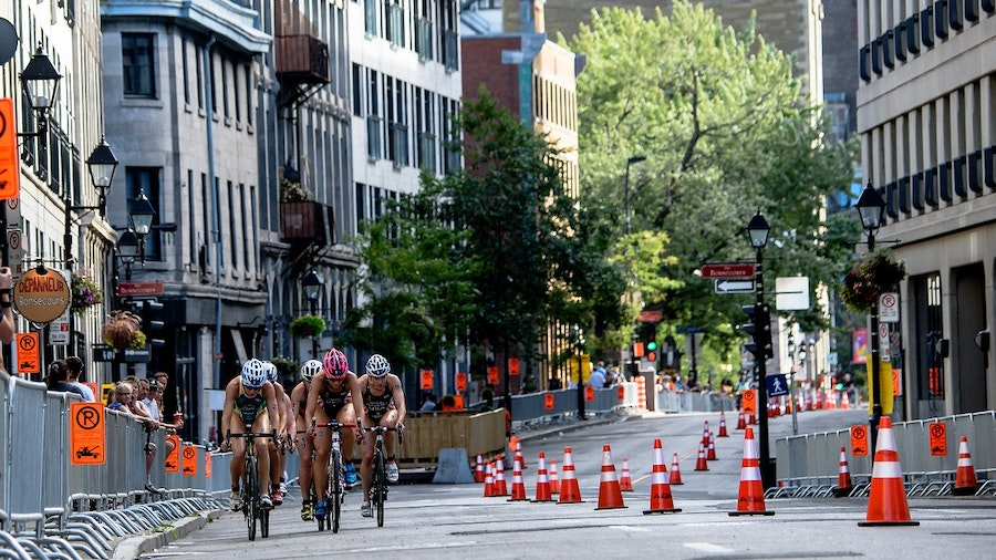 Women's field to open the debut WTS Montreal course