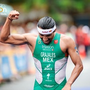 Grajales finishes 2017 season with a win at Salinas World Cup