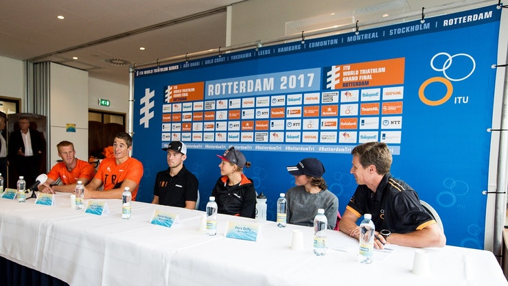 All the World Championship chatter ahead of #RotterdamGF