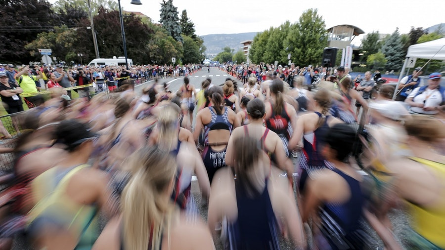 The Social Story of #Penticton2017 Age Group Duathlon