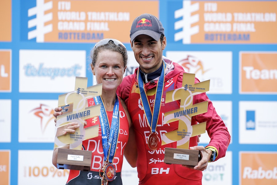 Duffy, Mola, Hewitt and the Brownlees will kick off the WTS season in Abu Dhabi