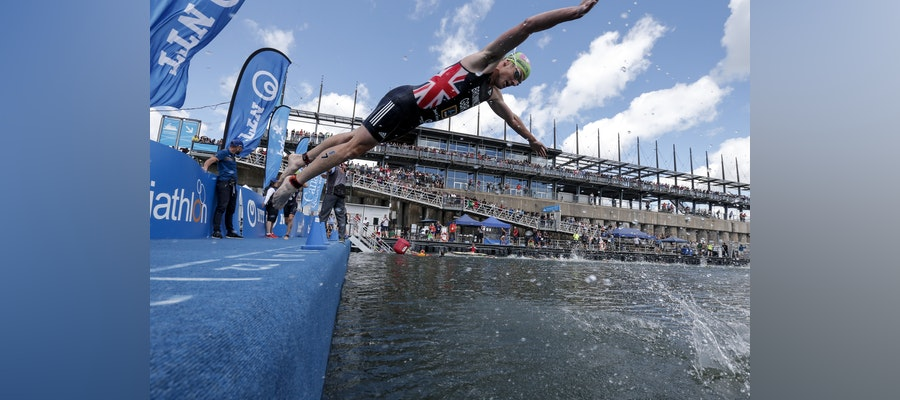 ITU's 2018 highlights reveal busy year for triathlon