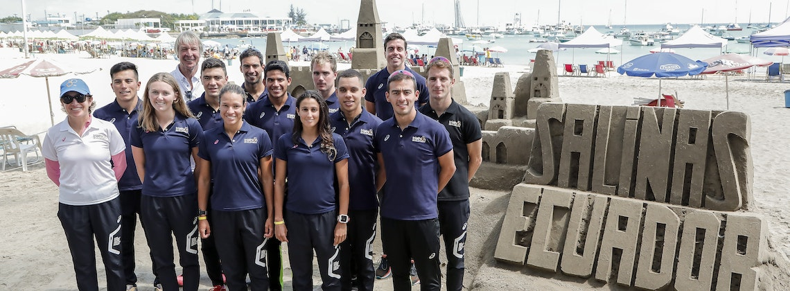 ASICS World Triathlon Team continued success at Salinas World Cup