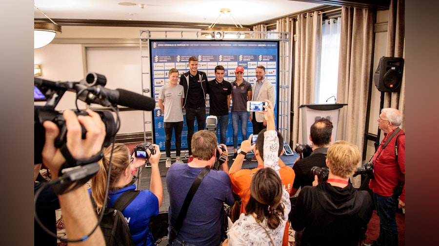 Athlete chatter ahead of 2018 #WTSMontreal
