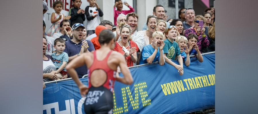 RELIVE WTS Bermuda this weekend with the athletes