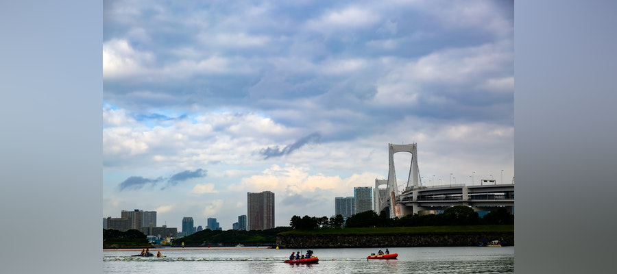 Tokyo 2020 releases the latest Odaiba Marine Park water test results