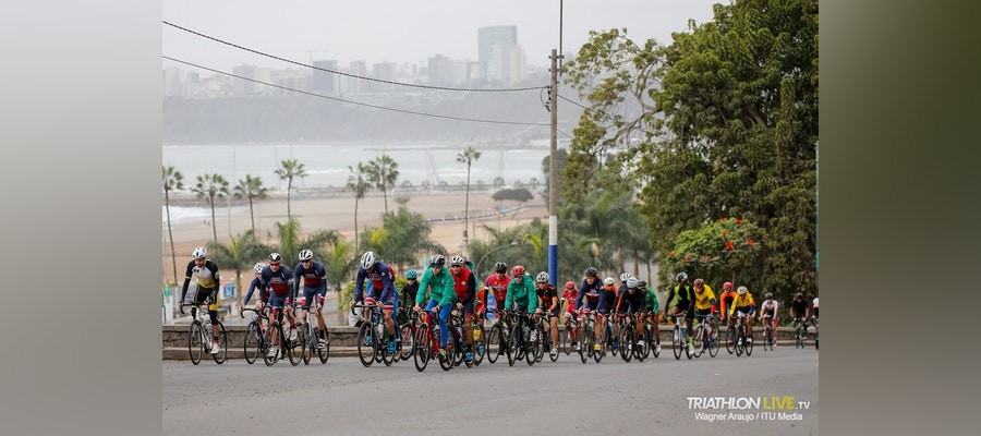 Lima welcomes athletes for the 2019 Pan American Games