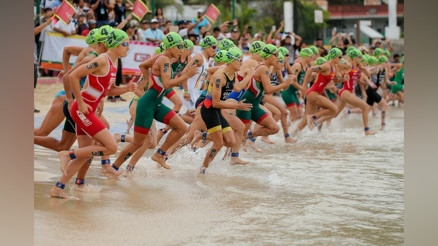 World Triathlon Cup Huatulco moved to June 2021