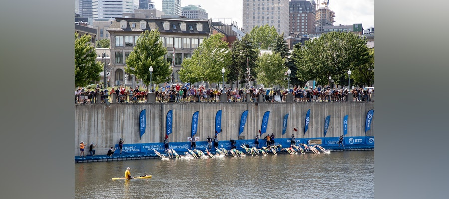 The 2020 Groupe Copley World Triathlon Montreal and Paratriathlon World Champs, postponed