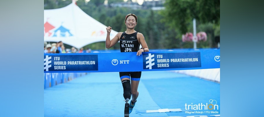 ITU Opens Bidding for 2018 ITU World Paratriathlon Series and World Cups