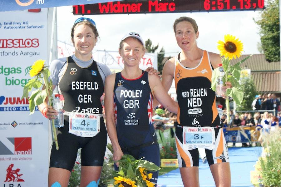 Pooley and Kuzmin grab Duathlon Long Distance World titles