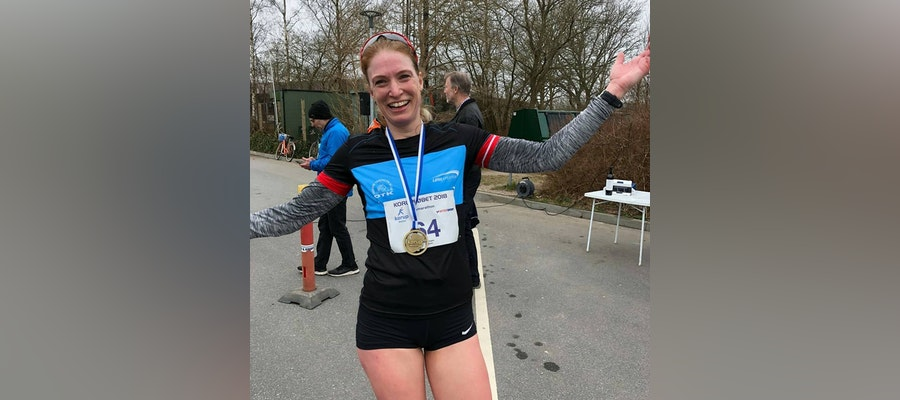 Signe Inglev, the triathlete mum and ambitious finisher