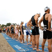 Triathlon returns to Japan's Sendai Bay