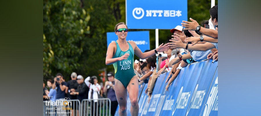 2020 ITU Osaka race will be an Asian Cup