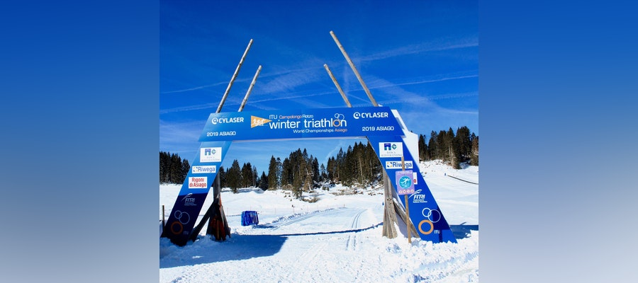 Winter Triathlon World Champs to be crowned in the Italian Alps