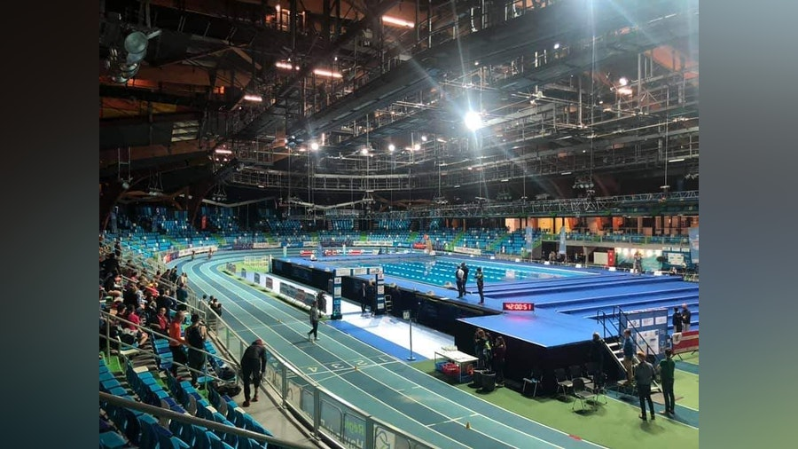Get ready for some Indoor action in the Lievin European Cup