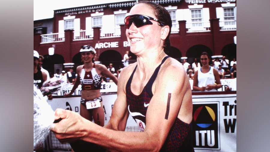 Two-time World Triathlon Champion Emma Carney Autobiography